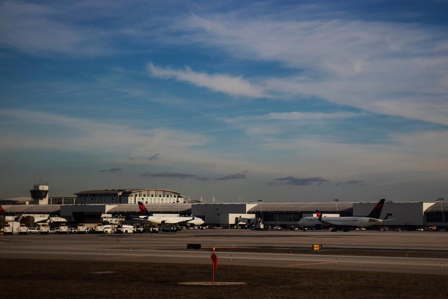 Detroit Metro Airport. - SHUTTERSTOCK