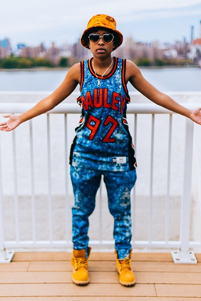 DeJ Loaf - COURTESY PHOTO