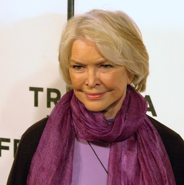 Ellen Burstyn. - PHOTO VIA WIKIPEDIA