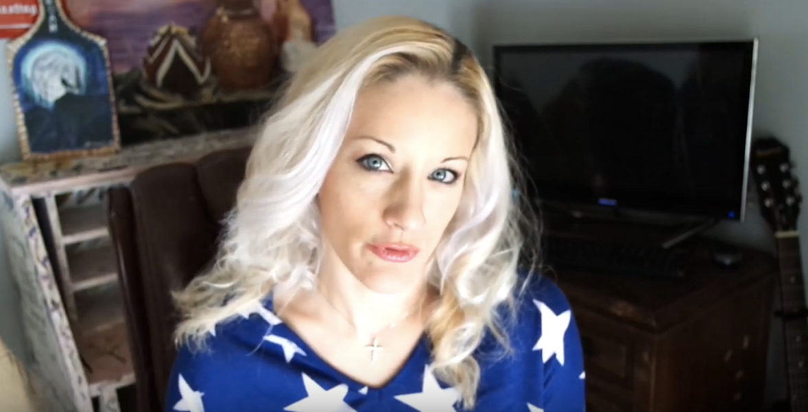 """From Carone's """"Why I Love Trump"""" video. - SCREEN GRAB/YOUTUBE"""
