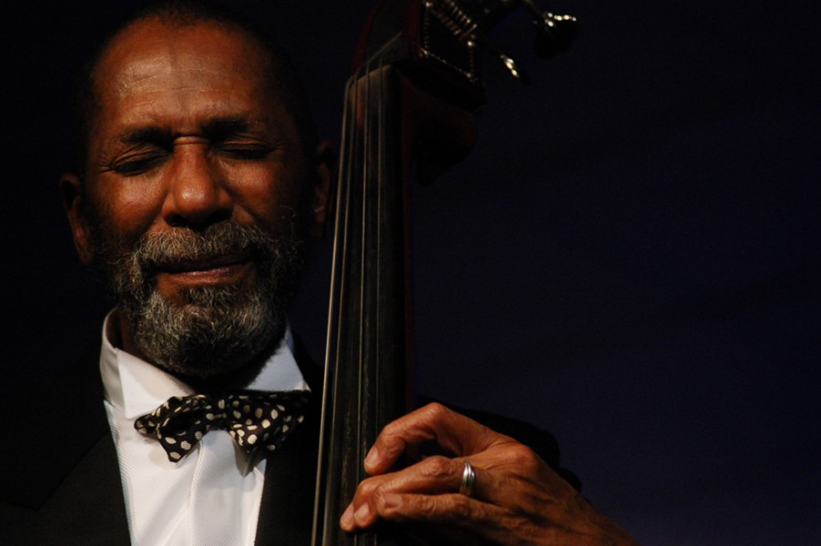Ron Carter in 2007. - WIKIPEDIA