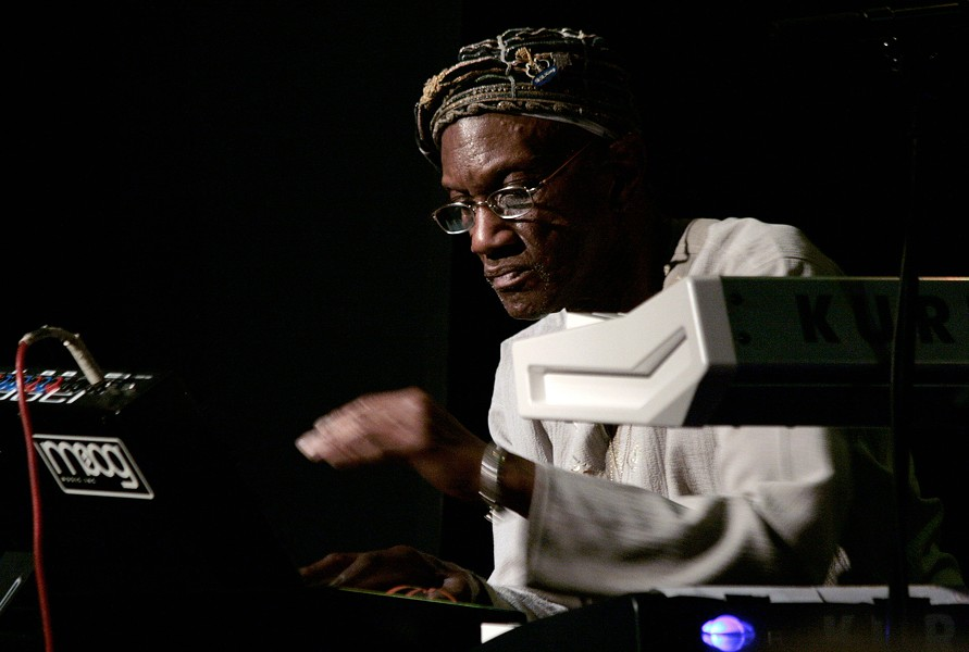 Bernie Worrell in concert in Vienna. - PHOTO BY MANFRED WERNER VIA WIKIPEDIA.
