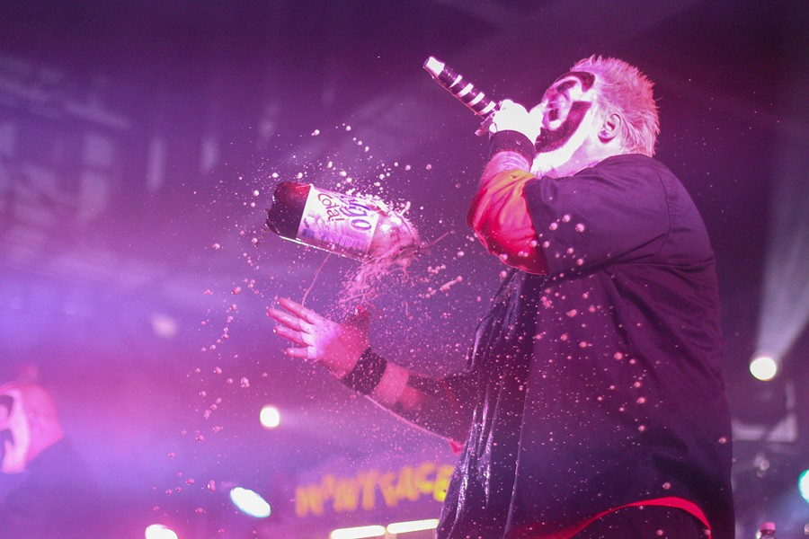 Hallowicked with Insane Clown Posse, Russell Industrial Center, Thursday, Oct. 31. - JOSH JUSTICE
