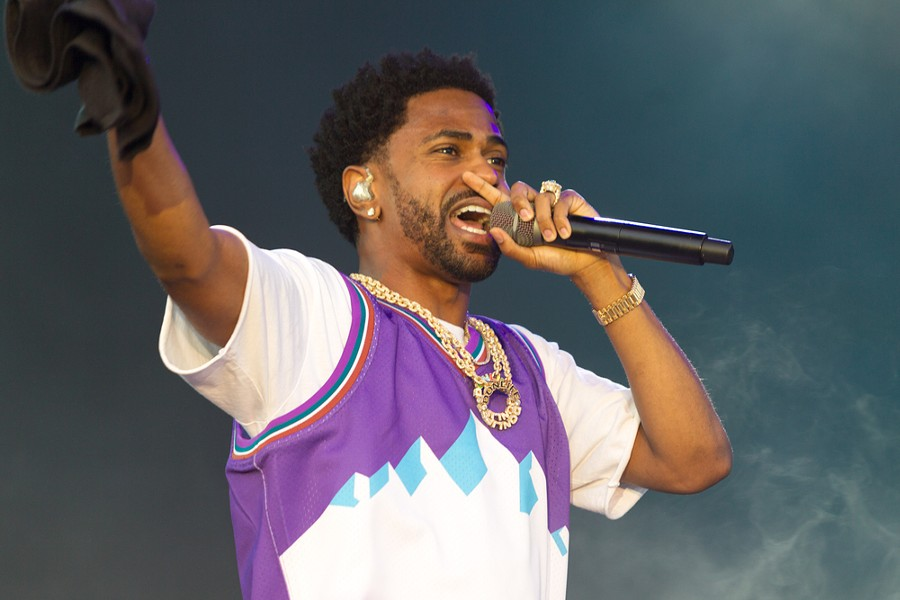 Rapper Big Sean. - JAMIE LAMOR THOMPSON, SHUTTERSTOCK
