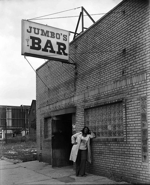 """Jumbo's, Third Avenue"" - COURTESY BRUCE HARKNESS"