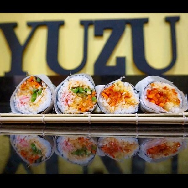 YUZU SUSHI CO/FACEBOOK