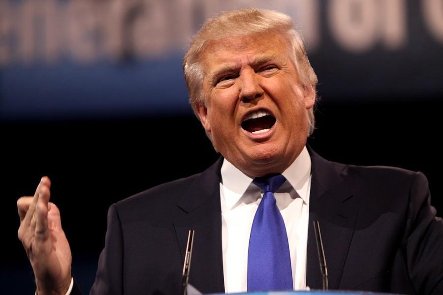 Donald Trump. - PHOTO VIA FLICKR