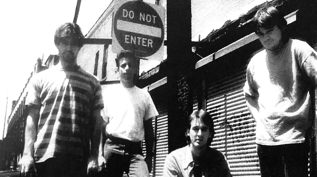 THE ORIGINAL MOLES. COURTESY PHOTO.