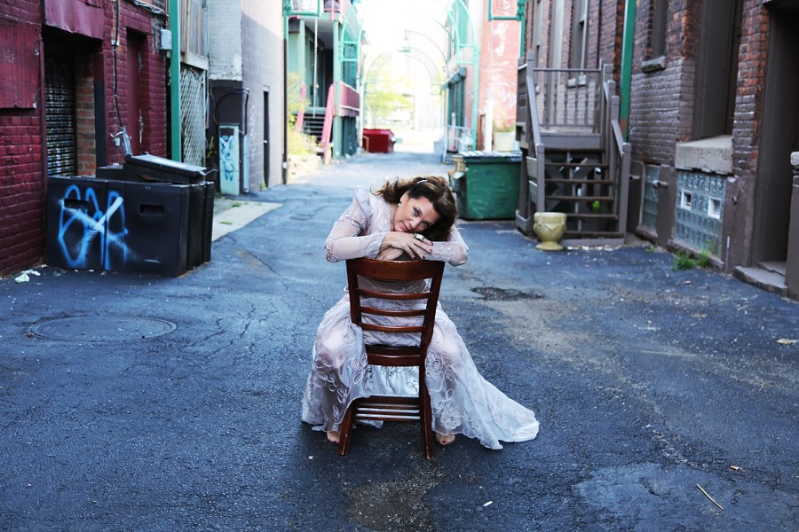 Jill Jack releases her first-ever jazz album this week. Courtesy photo.