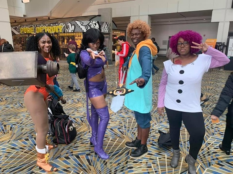 COURTESY OF COSBLERD NATION