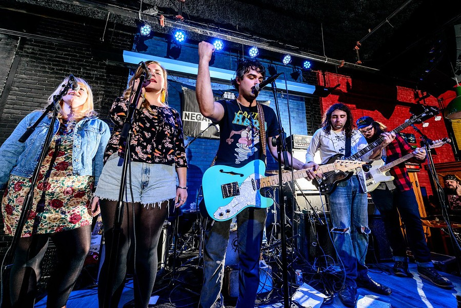 Craig Brown Band. - COURTESY PHOTO