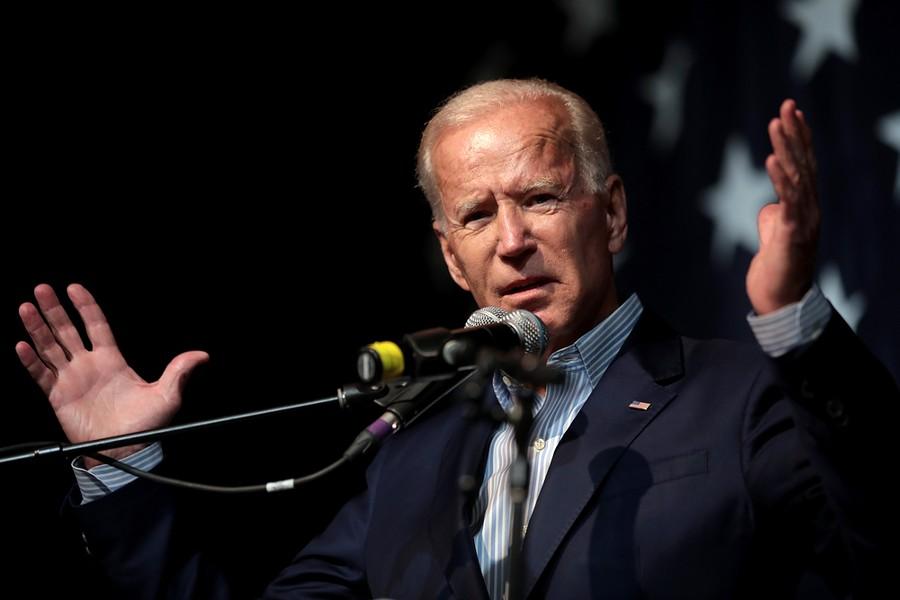 Former Vice President Joe Biden. - SHUTTERSTOCK