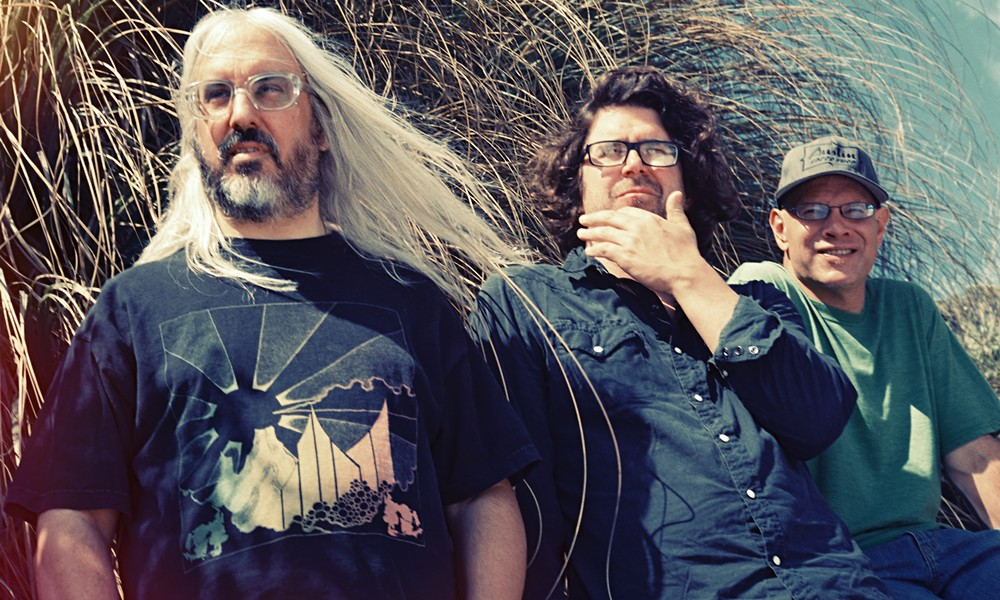 Dinosaur Jr. Courtesy photo.
