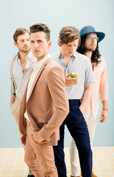 Kings of Leon. Courtesy photo.