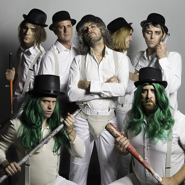 Flaming Lips. Courtesy photo.