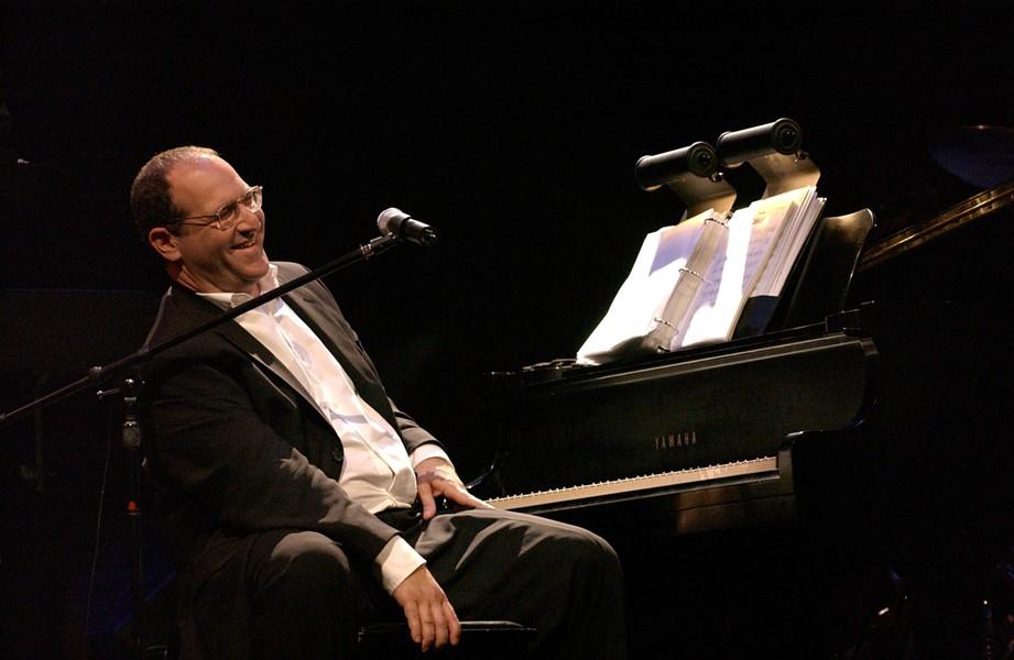 Neil Berg's Pianoman @ City Theatre. Courtesy photo.