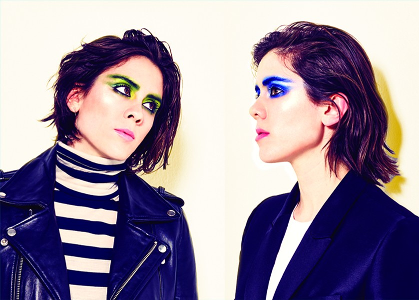 Tegan and Sara - COURTESY PHOTO