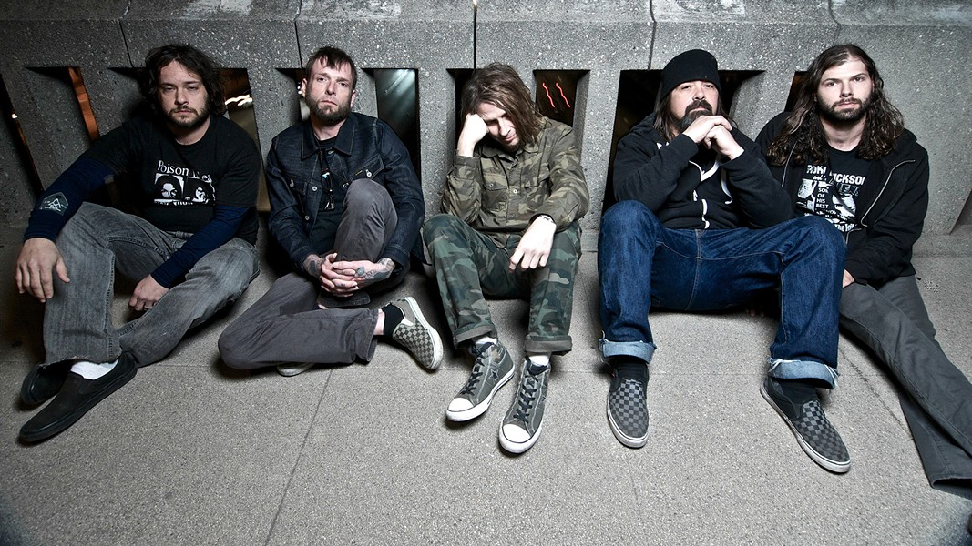 Eyehategod. - COURTESY PHOTO