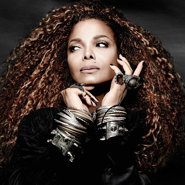 Janet, Miss Jackson if you're nasty. - FACEBOOK.