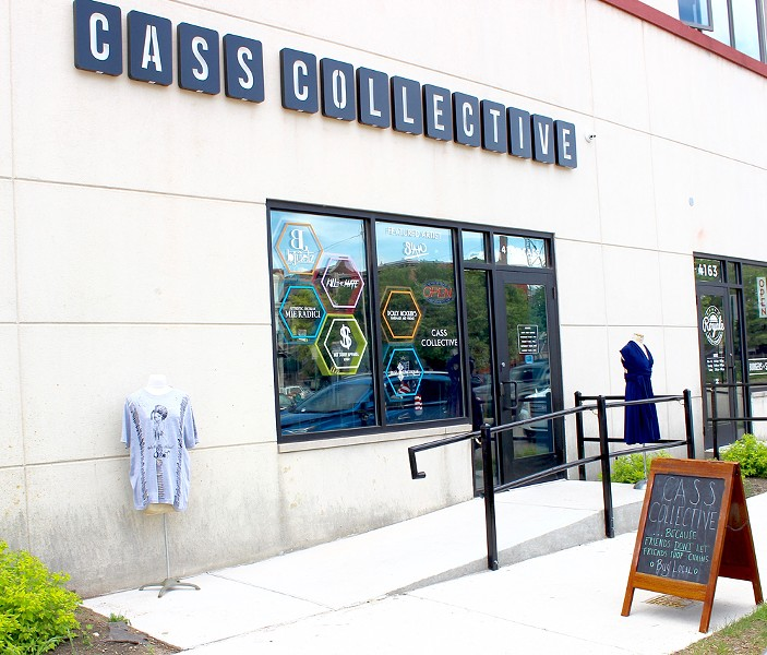 Cass Collective. - MIDTOWN DETROIT INC.