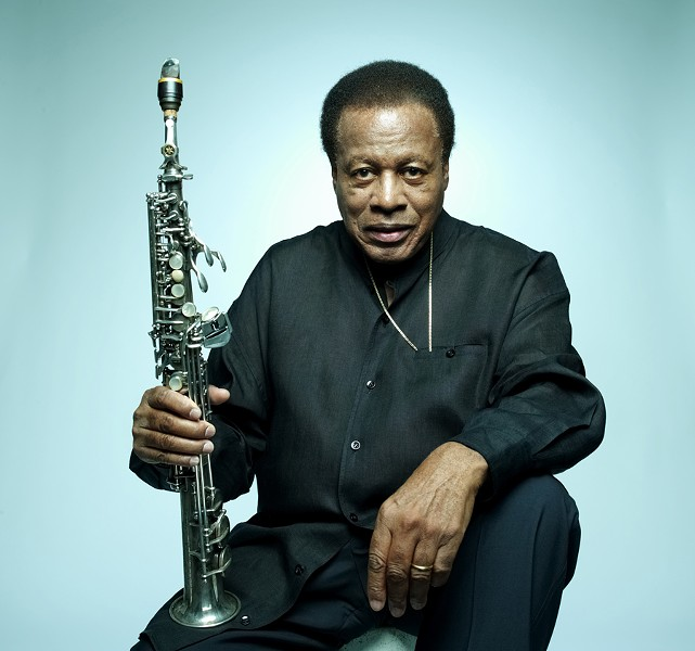Wayne Shorter. - COURTESY PHOTO