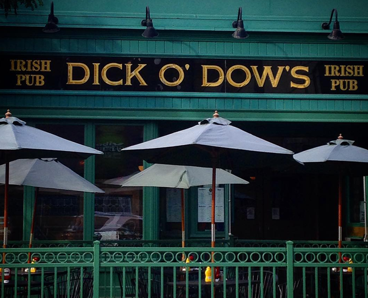 DICK O' DOW'S/INSTAGRAM