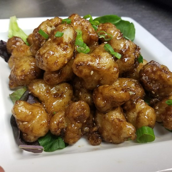 Shang Hai Cauliflower - COURTESY PHOTO