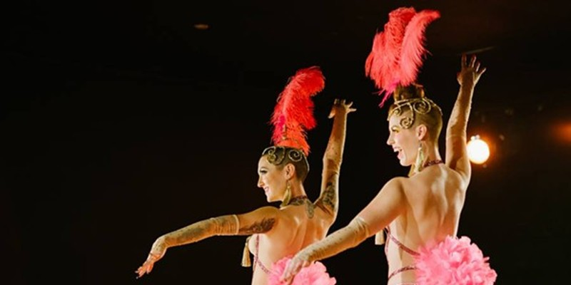 Cure your Sunday blues with burlesque at Cliff Bell's