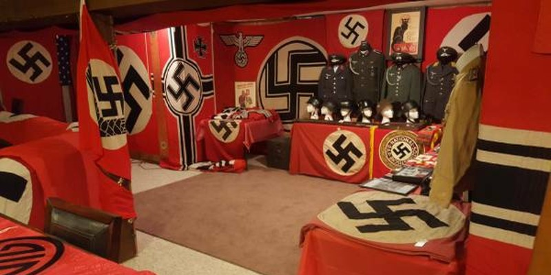 Macomb County WWII collector displays Nazi caboodle in Craigslist ad