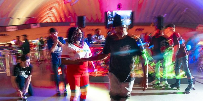 Skate 'N Dance party returns to Detroit's Lexus Velodrome with Motown Funk theme