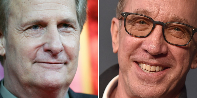 Michigan celebs Jeff Daniels and Tim Allen lend recognizable voices to dueling political ads