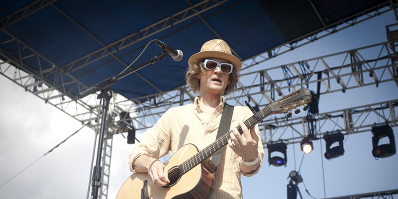 Michigan's own Brendan Benson will perform songs from his new record for a livestream