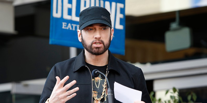 Another Eminem classic smashes 1 billion views on YouTube and we're not surprised