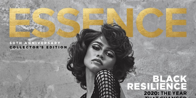Zendaya channels Detroit supermodel Donyale Luna for 'Essence' cover (2)
