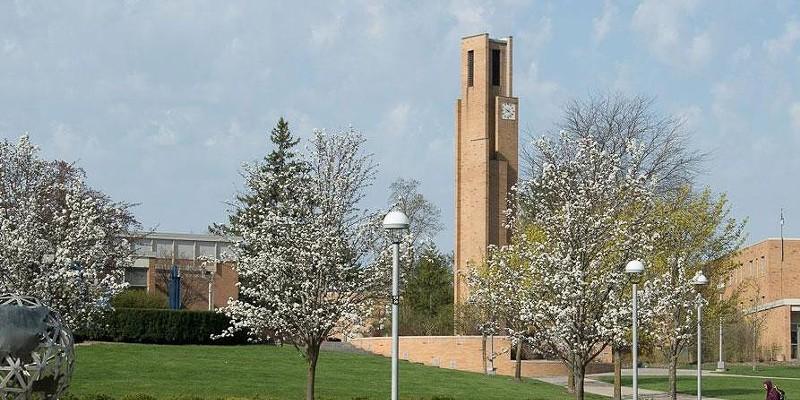 Ferris State University campus.