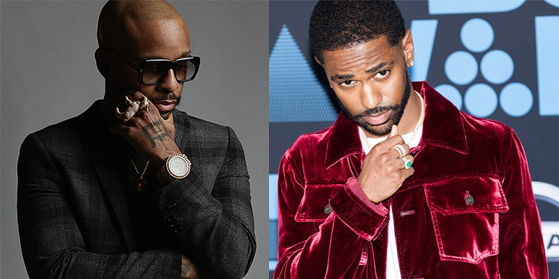 Royce Da 5'9'' and Big Sean.