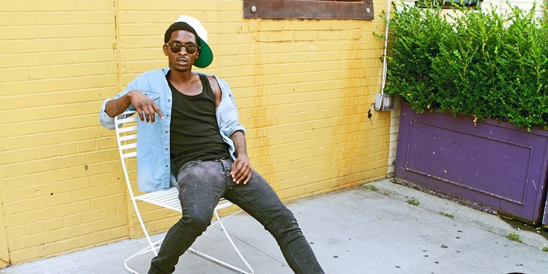 Shwayze at Magic Bag. Courtesy photo.