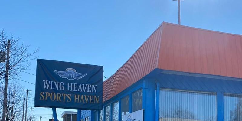 Wing Heaven Sports Haven in East Lansing doesn't serve booze.