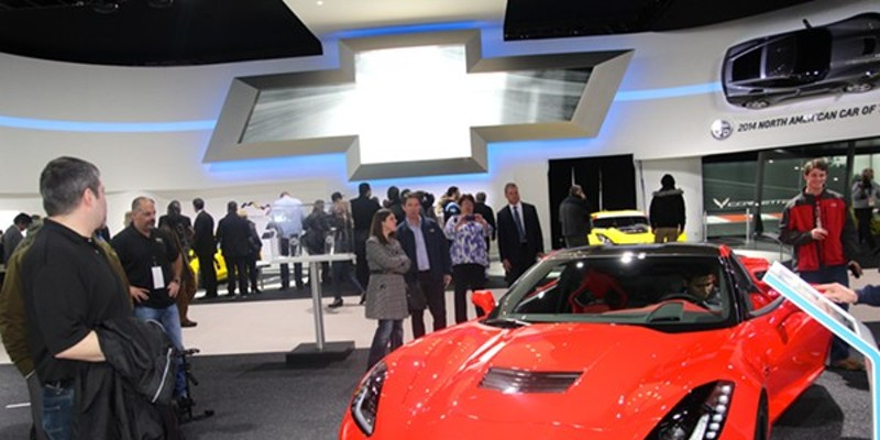The North American International Auto Show will move to 2022 after being previously postponed to fall 2021.