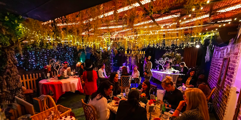 The Alice will pop up in Detroit this September.