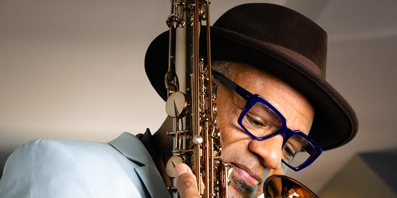 Kirk Whalum will perform at the Aretha on Wednesday, July 21.