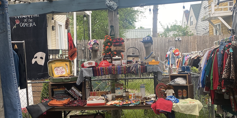Fleatroit Junk City hosts annual vintage and collectors market because you need more stuff