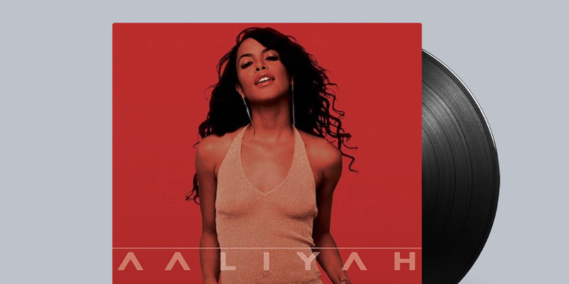 Aaliyah's music is available on CD and vinyl for the first time in many years.