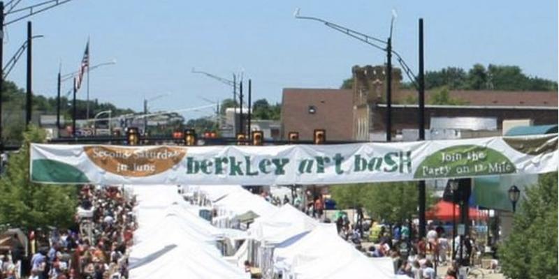 Berkley Art Bash returns for 19th year.