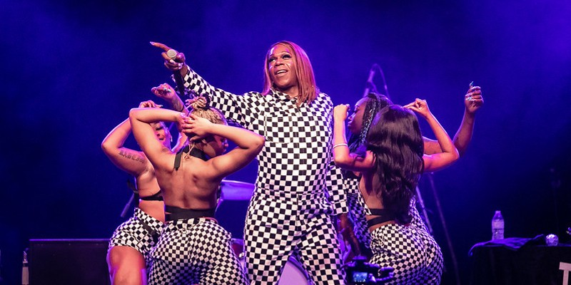 Big Freedia will shake her azz at the Majestic Theatre on Sep. 22.