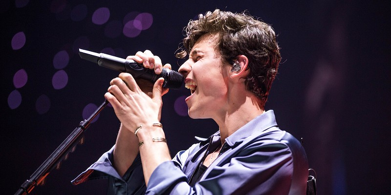 Nothing is holding Shawn Mendes back from touring in 2022.