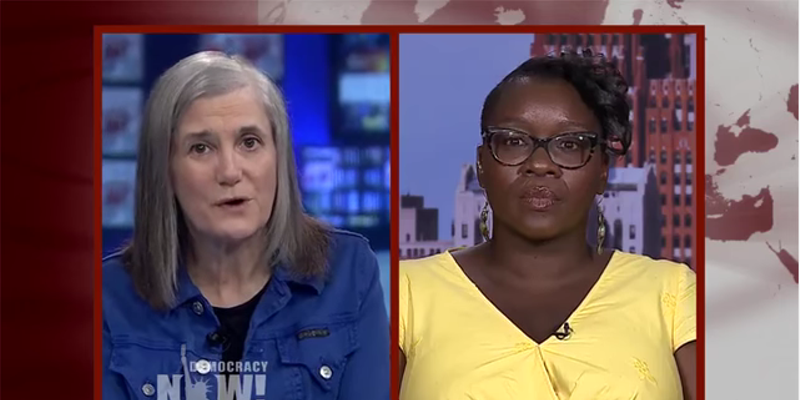 Amy Goodman interviews Bernadette Atuahene on 'Democracy Now' this week.