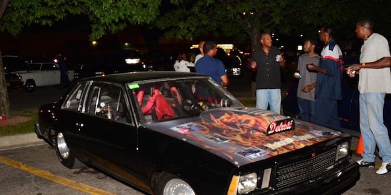 Detroit racing booster: Let street racers rev it up at city airport