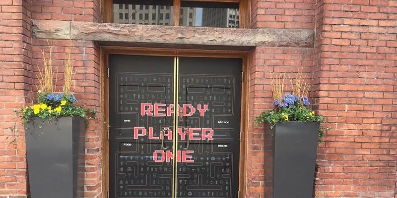Nostalgic arcade bar opens in Detroit today