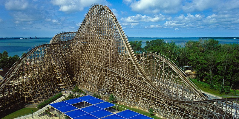 """Mean Streak replaced with new hybrid coaster """"Steel Vengeance"""""""